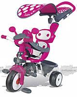 Smoby Детский металлический велосипед Комфорт, , 740601 (740600)