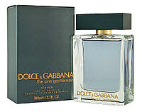 Туалетная вода Dolce&Gabbana The One Gentleman (edt 100ml)