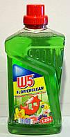 Универсальное средство для уборки W5 (цветочный аромат) 1,25 л