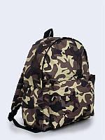 """Детский рюкзак в стиле милитари """"камуфляж"""" Vilno"""
