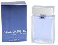Туалетная вода Dolce & Gabbana The One blue (edt 100ml)