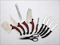Необходимый кухонный набор ножей Contour Pro (10 в 1)