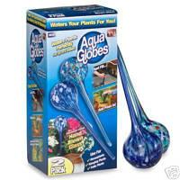 Шары для полива цветов Aqua Globes (2 шт.) - автополив цветов
