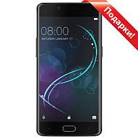 "Смартфон 5.5"" HOMTOM HT30, 1GB+8GB Черный 4 ядра Mediatek MT6580A камера 5Мп Android 6.0 Marshmallow"