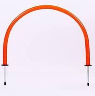 Арка тренировочная(футбольная) YT-T1601-1 оранжевая