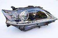 Передние рестайлинговые фары Lexus RX 350 / 450H 2012-2015