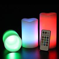Оригинальные светодиодные  электронные свечи Scented Candles