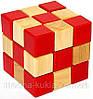 Головоломка Кубик-змейка, 0355 - ДЕРЕВО!, фото 4