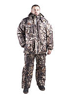 Зимний  утепленный  костюм для рыбалки