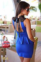 "Х2059 Платье ""Баска с мулине"", фото 2"