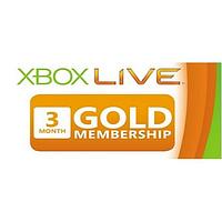 Xbox Live GOLD 3 месяца (RU)