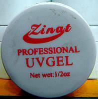 Гель для наращивания ногтей UV GEL Zinat