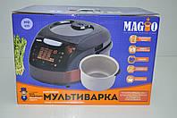 Мультиварка 900 Вт. 5 л. 3D нагрев MAGIO MG-425