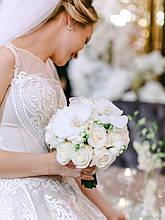 Заказать Свадебный букет невесты г. Сумы