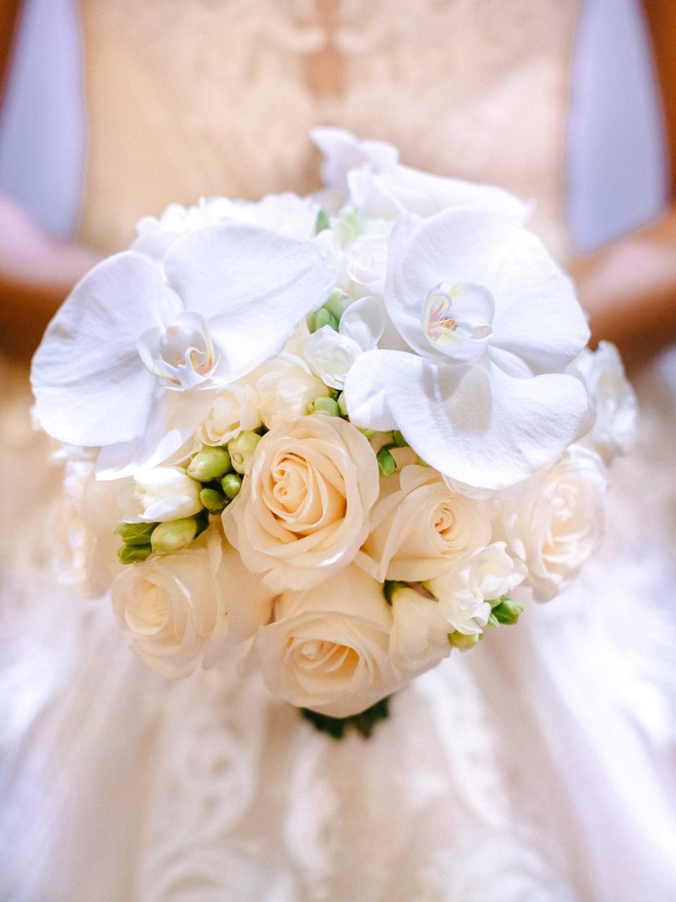 Букет невесты на свадьбу цена сумы
