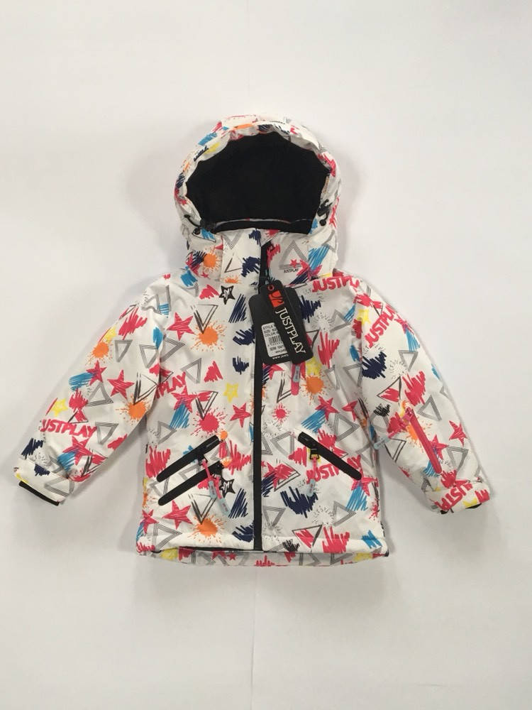 9aee77708cd8 Лыжная куртка для девочки JustPlay, размеры 128 134-164 170  продажа ...