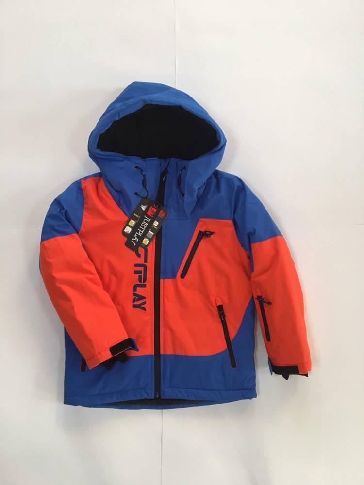 964e6765c793 Продано Лыжная куртка для мальчика JustPlay, размеры 128 134-164 170
