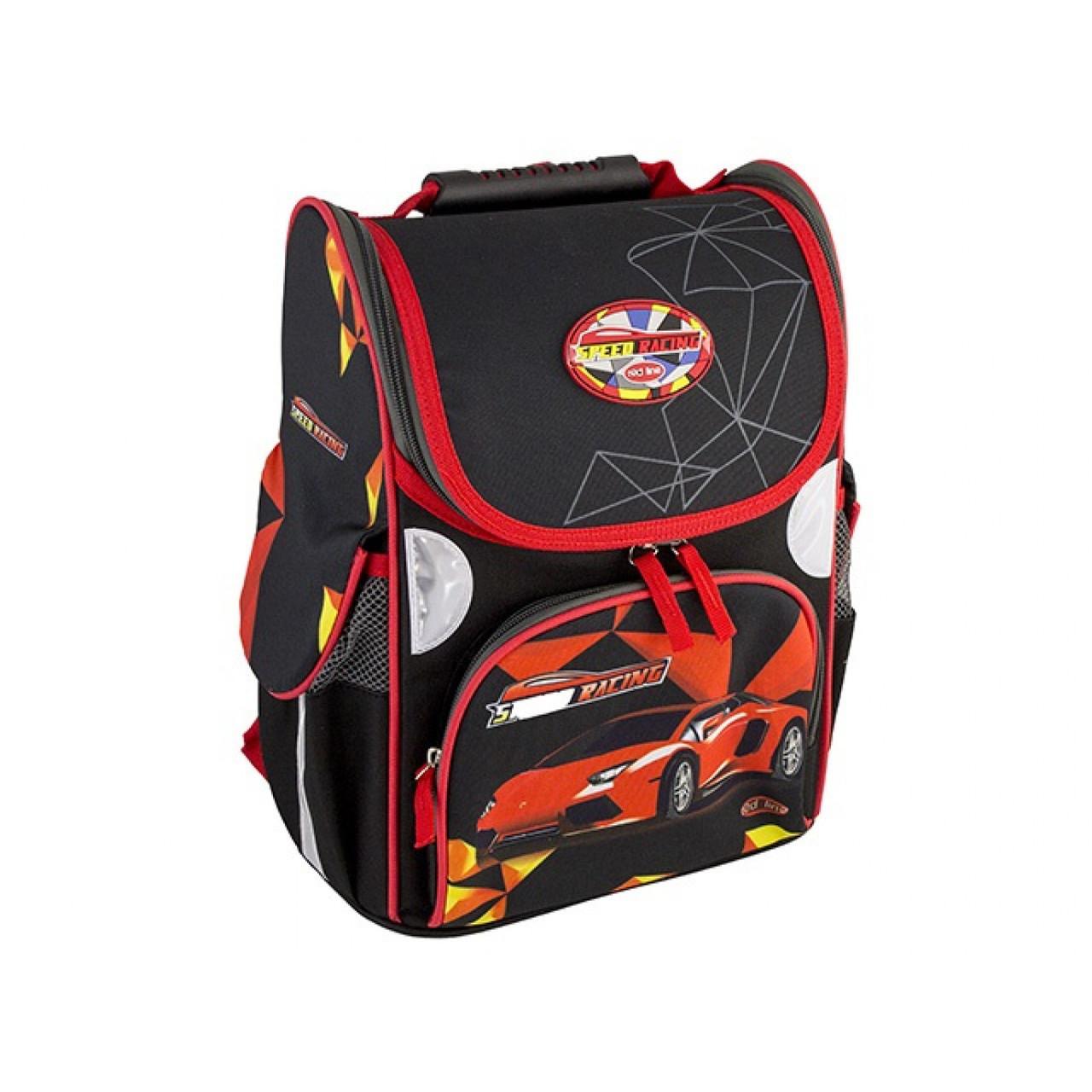 """Ранець """"Rainbow"""" Racing PL, 2 відділення, 2 кишені, 34 х25х14см (20) №7-509/13019090"""