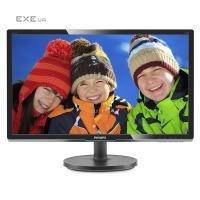 "Монитор Philips 20.7"" 216V6LSB2/62 Black, 1920x1080, 5 мс, 200 кд/ м2, D-Sub"