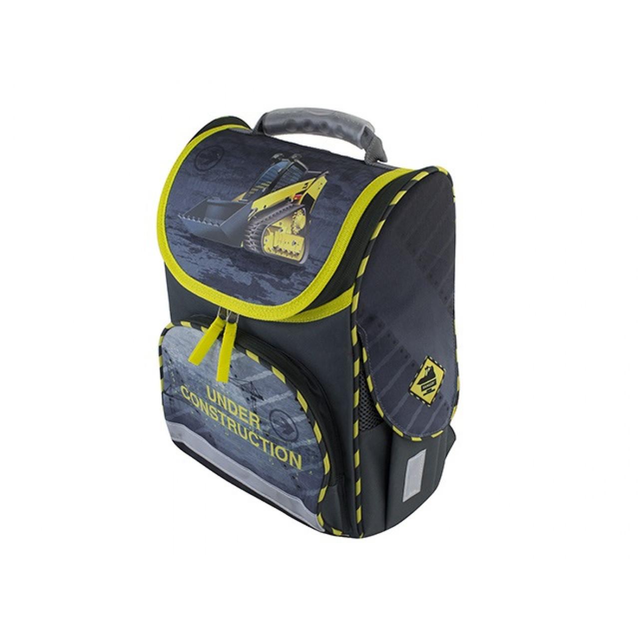 """Рюкзак каркасний """"GoPack"""" 2 відділення 2 кишені (8) №GO17-5001S-9"""