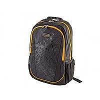 Рюкзак Dr. Kong ортопедична спинка 1 відділення 4 кишені чорний M Z120012/970230