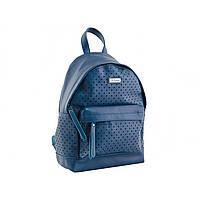 Рюкзак-сумка молодіжний 23,5х33х11см 2 відділення морська хвиля 553255