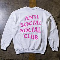 Свитшот A.S.S.C. Anti Social social club