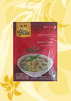 Карри паста зеленая тайская Asian Home Gourmet 50г