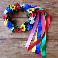 Віночок Польові квіти- 3