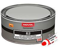 Шпатлевка NOVOL с алюминевой пылью 1,8 кг.+