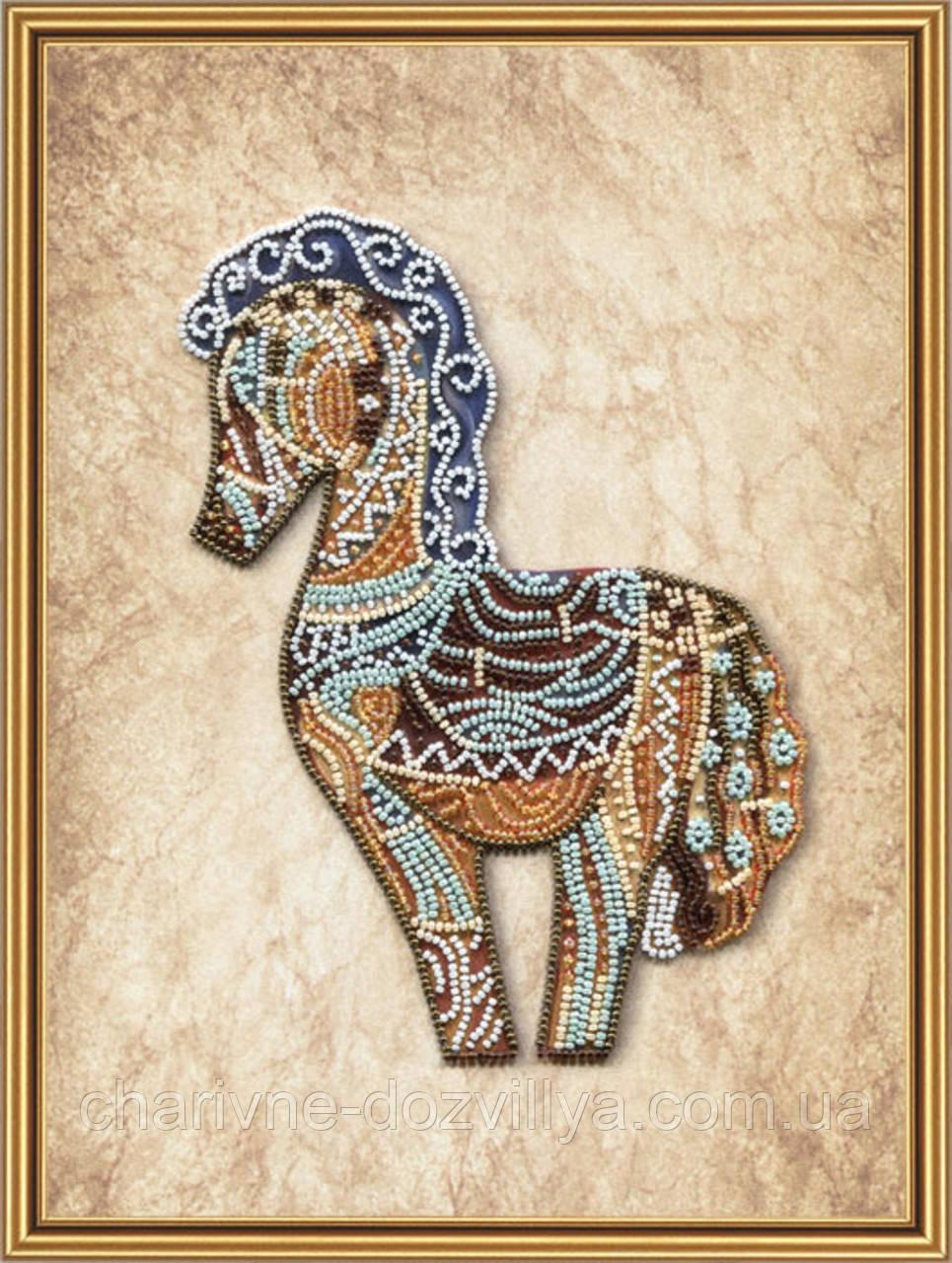 Набор для вышивки бисером Дивная лошадь