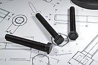Болт М12 DIN 933 класс прочности 12.9, фото 1
