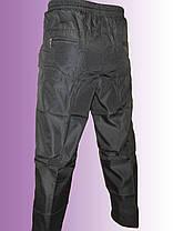 Штаны спортивные для мальчиков - плащёвка, фото 3