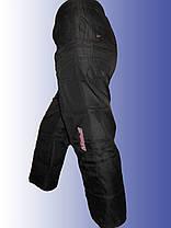 Штаны спортивные для мальчиков - плащёвка, фото 2
