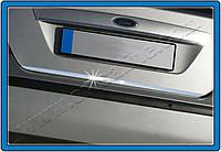 Нержавеющая накладка на крышку багажника Форд Мондео 2000-2008