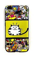 Чехол Unipa Fashion Case Xiaomi Redmi 4x Cat Anime Black V1