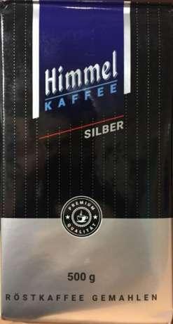 Кофе молотый, заварной Himmel platin (Химель платин) 500 г.