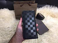 Мужской кошелек Louis Vuitton Zippy, Копия, фото 1