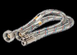 Шланг для змішувача пара М10х1/2 0,8 м EPDM ASCO Armatura