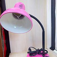 Настольная лампа на высокой ножке , фото 1
