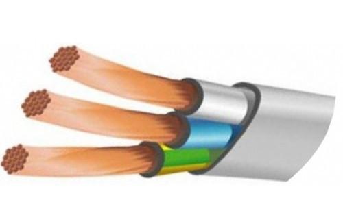 Провод гибкий (шнур) ШВВП 3х2,5