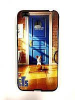 Чехол Unipa Fashion Case Xiaomi Redmi 4x Dog Black V1