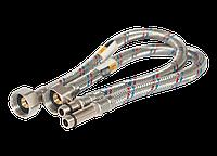 Шланг для смесителя пара М10х1/2 0,6м EPDM ASCO Armatura