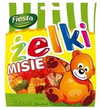 Желейні цукерки Zelki (медведики желейки) 80 р. Польща