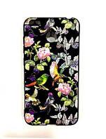 Чехол Unipa Fashion Case Xiaomi Redmi 4x Flowers Black V2