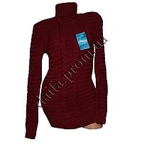 Женский вязаный свитер 517-3 (р-р 46-48) оптом в Одессе. Интернет-магазин Daifa.