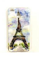 Чехол Unipa Fashion Case Xiaomi Redmi 4x Paris White V1