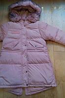 Зимняя куртка для девочки. Размеры 158-164,170
