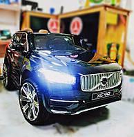Детский электромобиль VOLVO XC90 ,черный