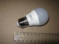 Светодиодная лампа (DEC-G45-E27-5w-1) G45, 5W,3000k, 400lm, цоколь E27 <DECARO>